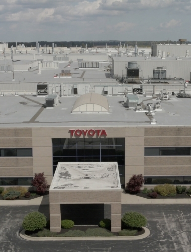 Toyota Indiana Plant1